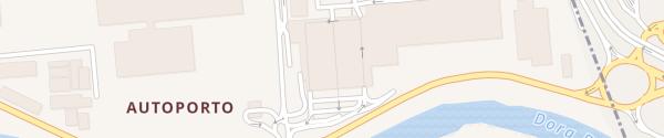 Karte Autoporta Pollein