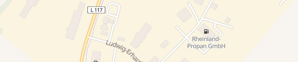 Karte Westfalen Plaidt