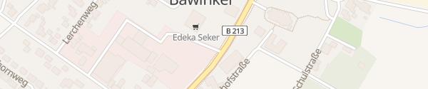 Karte Edeka Bawinkel