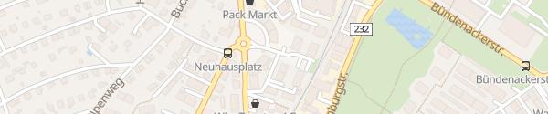 Karte Parking Könizstrasse Köniz