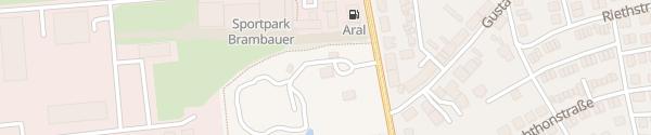 Karte Euromont Lünen