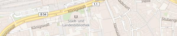 Karte Am RWE-Tower Dortmund