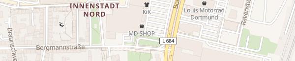 Karte Kaufland Dortmund