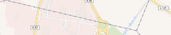 Karte Alterauge Kettig bei Koblenz