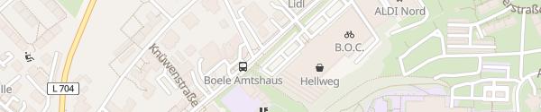 Karte Hellweg Hagen