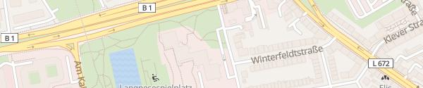 Karte Amprion Haupteingang Dortmund