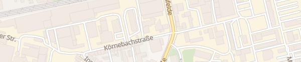 Karte Sixt Dortmund