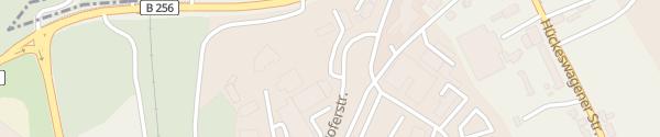 Karte Königs + Woisetschläger GmbH Gummersbach
