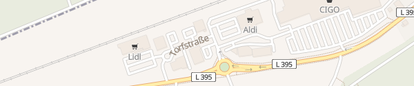 Karte toom Getränkemarkt Landstuhl