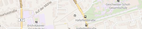 Karte Hallenbad Dortmund-Brackel Dortmund