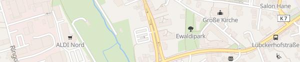 Karte innogy Ladesäule Dortmund