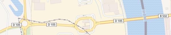Karte Pont du Palmrain Village-Neuf