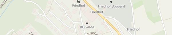 Karte HPC BOGAMA Boppard