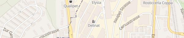 Karte Delinat Münchenstein