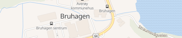 Karte ABC-senteret Averøy