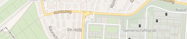 Karte Otto Wenk-Platz Riehen