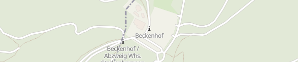 Karte E-Bike Ladestation Forsthaus Beckenhof Pirmasens