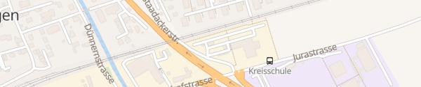 Karte GOFAST Oensingen Oensingen