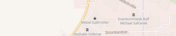 Karte Möbel Gaßmöller Drensteinfurt