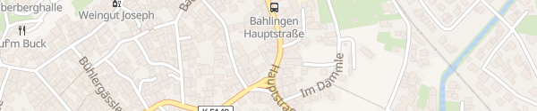 Karte Gasthaus Rössle Bahlingen