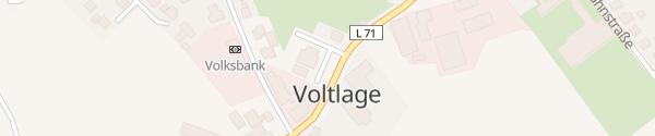 Karte nah+frisch-Markt Voltlage