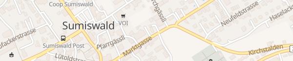 Karte Gasthof Kreuz Sumiswald