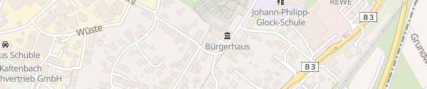 Karte Rathaus Schallstadt