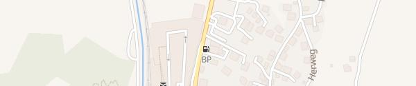 Karte Taxi Parkhaus Christophe Täsch