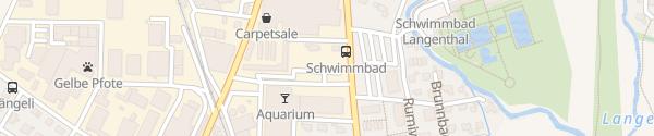Karte Pneu Bösiger Langenthal