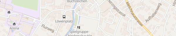 Karte Sagibach Langenthal