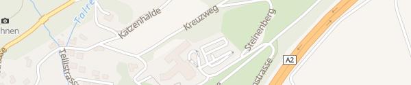 Karte EVite Egerkingen
