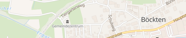 Karte Weiermattstrasse Böckten