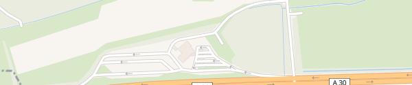 Karte Brockbachtal Nord Westerkappeln