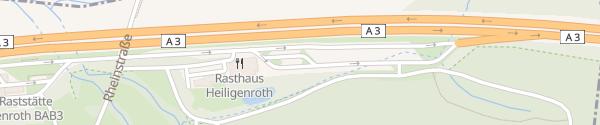 Karte Heiligenroth West Heiligenroth