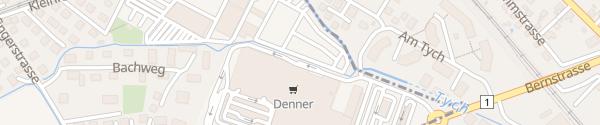 Karte Perry Center Oftringen