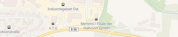 Karte BMW Autohaus Procar Ahlen