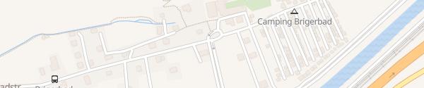 Karte Thermalbad Brigerbad