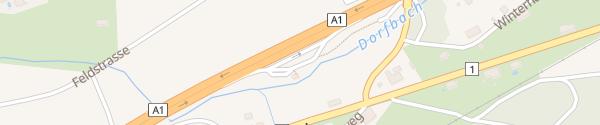 Karte GoFast Oftringen Ost Oftringen