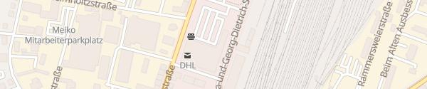 Karte Kaufland Offenburg