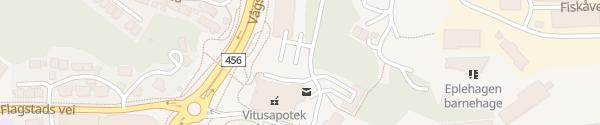 Karte Extra Fiskå Kristiansand