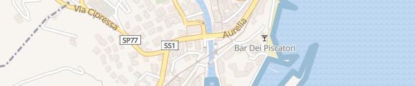 Karte Ladesäule San Lorenzo Al Mare