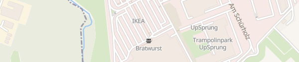 Karte IKEA Osnabrück