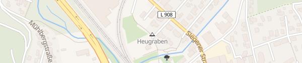 Karte Wohnmobilstellplatz Kreuztal