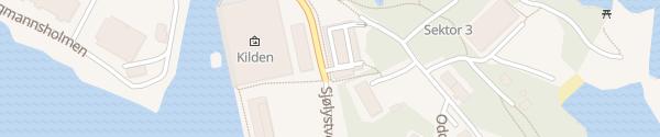 Karte Kilden Parkeringshus Kristiansund