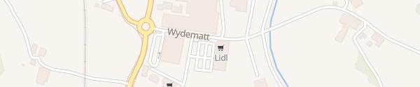 Karte Lidl Willisau