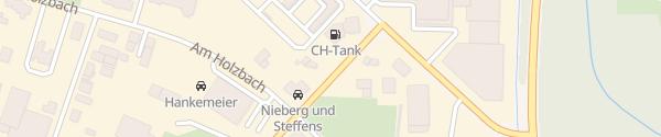 Karte CH-Tank Warendorf