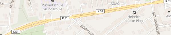 Karte Q1 Autostrom Osnabrück