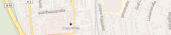 Karte Autohaus Keller Siegen