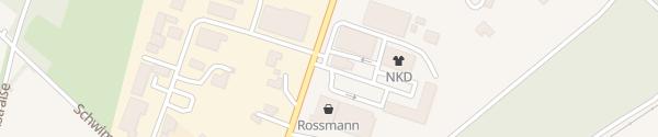 Karte Dornburgcenter Dornburg