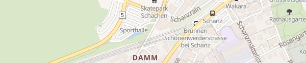 Karte Gasthof Schützen Aarau